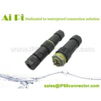Buy cheap IP68 Waterproof Cable Connector from wholesalers