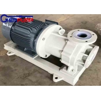 Buy cheap CQB-F Fluorine Plastic Magnetic Centrifugal Pump 18.5KW Single Stage from wholesalers