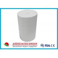 Dry Or Wet Breakpoint Design Non Woven Fabric Roll For Household And Hospital Nursing Manufactures