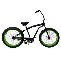 Buy cheap 2015 4.0 TIRE BLACK STEEL FRAME FAT TIRE BIKE from wholesalers