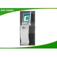 25% Time Reducing Hospital Self Service Kiosks For Patients Check In