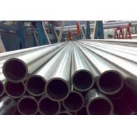 Buy cheap Seamless Welded Austenitic Stainless Steel Pipe for Chemical / Medical Equipment from wholesalers