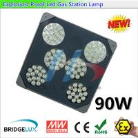 Buy cheap High Power Gas Station Canopy Lights Vibration Resistant from wholesalers