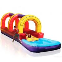 Buy cheap Inflatable Game Slip And Dip product