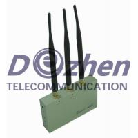 Buy cheap Cell Phone Jammer with Remote Control (CDMA,GSM,DCS and 3G) from wholesalers