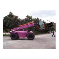 Buy cheap 5ton (lifting height 10m) telescopic handler forklift, telescopic boom forklift truck, telescopic boom handler from wholesalers