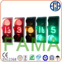 Buy cheap 400mm LED Traffic Light(R&Y Full Ball and Countdown Timer) from wholesalers