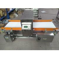 Wholesale 316 Stainless Steel Belt Conveyor Metal Detector For Food Industrial from china suppliers