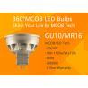 Buy cheap MCOB 4W GU10 LED Bulb,50W Halogen Light Bulbs Replacement,Super Bright GU10 Spotlight,440lm,120° from wholesalers