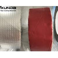 Wholesale Mesh Aluminium Foil Butyl Rubber Tape Waterproof For Low Temperature Area from china suppliers