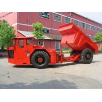 Buy cheap 6 Cubic Meter RT-12 Low Profile Dump Truck for Medium Scale Rock Excavation from wholesalers