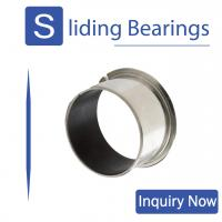 Buy cheap Stainless Steel Composite Sleeve Bearings Corrosion Resistant Oil - Free from wholesalers