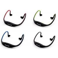 Buy cheap 10pcs/lot ZK-S9 Sports Bluetooth Headset Neckband Stereo Wireless Earphone Handsfree Headphones with Microphone for Mobi from wholesalers