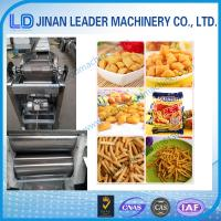 Buy cheap Automatic machine for food Fried wheat flour snack machinery crispy snack machine from wholesalers