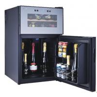 Buy cheap 8 Bottles Wine Cooler with mini bar 2in1 (Thermoelectric Wine Cooler Wine Cellar) from wholesalers