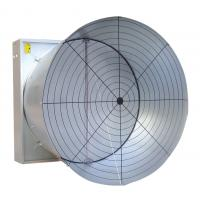 Buy cheap Belt drive exhaust fans for livestock barns/greenhouse/ from wholesalers