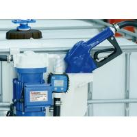 China Powder Coated Wall Mounted Plate Urea Transfer Pump With Steel Automatic Nozzle on sale