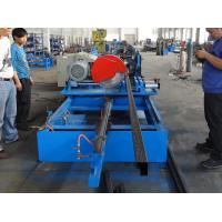 Wholesale Selective Pallet Rack Step Beam Roll Forming Machine from china suppliers