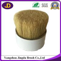Buy cheap Natural Chungking pig hair bristles with good quality for paint brush from wholesalers