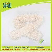 Buy cheap Wholesale High quality winter fancy yarn for soft faux fur scarf from wholesalers
