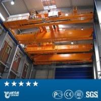 Buy cheap YT Factory direct Top Europe double girder overhead traveling bridge crane for slae from wholesalers