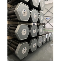 Buy cheap HQ Drill Rod for wireline coring drilling 4130 grade with case hardening process from wholesalers
