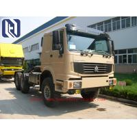 Wholesale 336HP 371HP 60 Ton Semi Trailer Truck with 8x8 Wheel Drive , EURO II Standard , Off Road Model from china suppliers