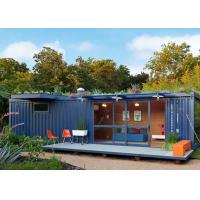 Wholesale Single  Story  Storage Ready Made Shipping Container Homes  To Live In  Foldable from china suppliers
