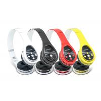Buy cheap Powerful Noise Cancelling Bluetooth Computer Headset With Microphone from wholesalers