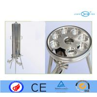 Buy cheap Stainless Steel 4R 20 30 40 Sanitary Filter Housing Flange Open from wholesalers