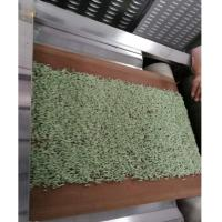Buy cheap Cat Litter Microwave Drying Equipment With Stainless Steel Material from wholesalers