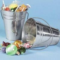Buy cheap Gift Tin Bucket with Printing and Logo, Nice Design product