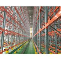 Buy cheap Rail Guided Vehicle ASRS Automated Storage Retrieval System Custom Height from wholesalers
