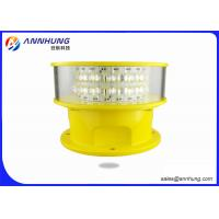 High Chimney Aeronautical Obstruction Light / Aviation Led Lights For Wind Turbines Manufactures