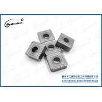 Buy cheap 41605W Tungsten Carbide Tools Machine Clip Cutting Blade For Steel Cutting from wholesalers