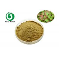 Buy cheap High Efficiency Epimedium Extract Powder Icariin 5% For Enhancing Male Sexuality from wholesalers