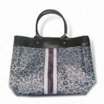 Buy cheap Jacquard Handbag with Front Pocket from wholesalers