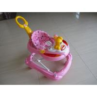 Wholesale competitive price high quality plastic folding baby waker from china suppliers