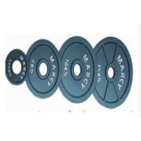 Buy cheap Olympic cast iron weight plate CV-100505 from wholesalers