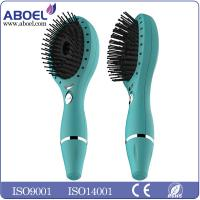 Buy cheap Multi - Functional PP Hair Brush Set Home Handle Ionic Massage from wholesalers