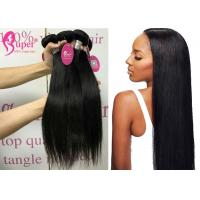 Buy cheap 10'' Indian Remy Hair Extensions / Human Straight To Curly Weave Hair Extensions from wholesalers
