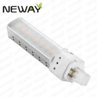 Buy cheap 6W G24 Lamp Base PLC LED Light Bulb replace 13W CFL from wholesalers