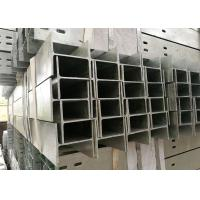 Buy cheap Optional Size Solar Panel Ground Mounting Frames Corrosion Preventive Surface Treatment from wholesalers