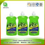 Buy cheap Nice Green Tea Parfume Liquid Dishwashing Detergent from wholesalers