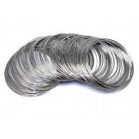 Buy cheap 0.1mm 0.5mm Tungsten Rhenium Alloy W-Re Thermocouple Wire High Sensitivity from wholesalers