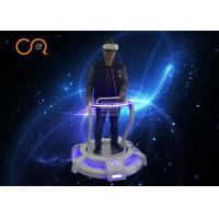 Buy cheap Vibration 9d Vr Simulator / Virtual Game Simulator For Shopping Mall With VR Glasses from wholesalers
