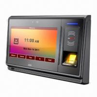 Fingerprint Access Control Terminal for Car Parking Management System