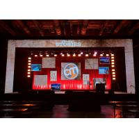 Buy cheap P3.91 Stage Screen Indoor Rental LED Display High Definition 100000 Hours Life Span from wholesalers