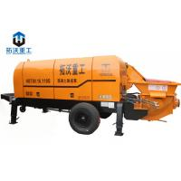 Buy cheap Portable Mortar Cement Small Concrete Pump Hydraulic Press Small Type Models from wholesalers