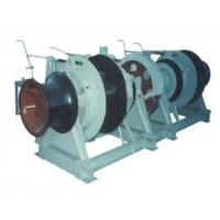Buy cheap Marine Single and Symmetrical Hydraulic Anchor Windlass ,  Mooring Winch Double Cable Lifter from wholesalers